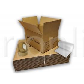 Printed Room Box Cardboard Boxes - 1-2 Bedroom Removal Bundle