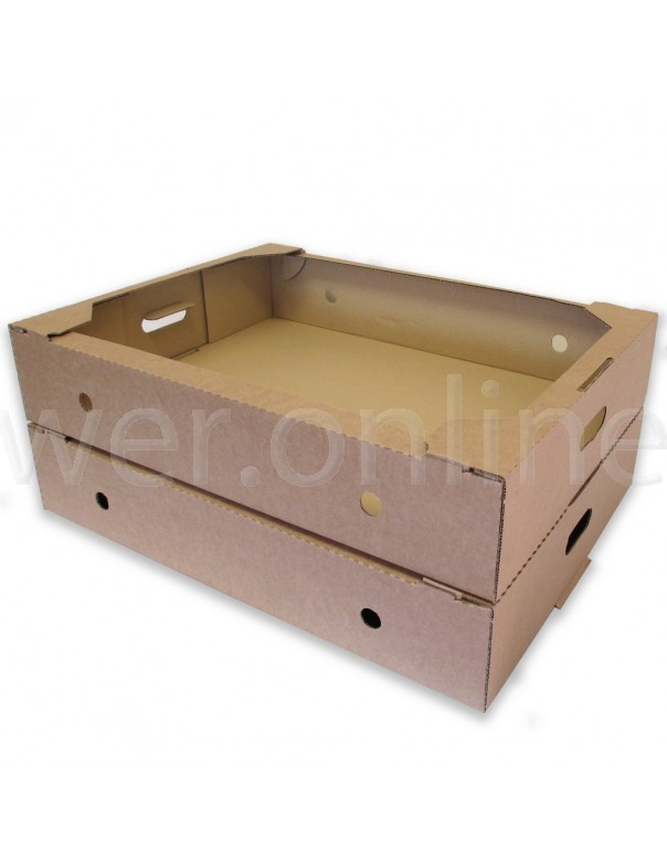 "25.5 x 19.5 x 5"" (648 x 495 x 128mm) - Bread/Flower Trays"