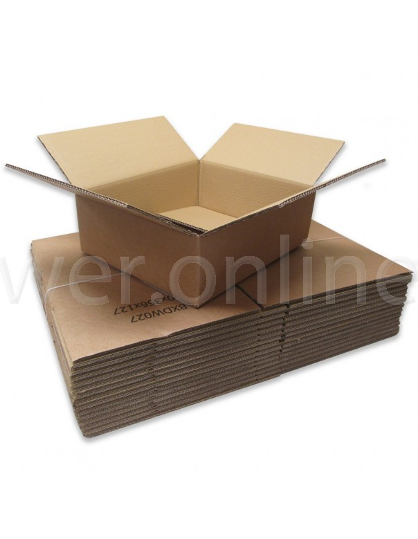 "16½ x 14 x 5"" (420 x 356 x 127mm) - Double Wall Cardboard Boxes"