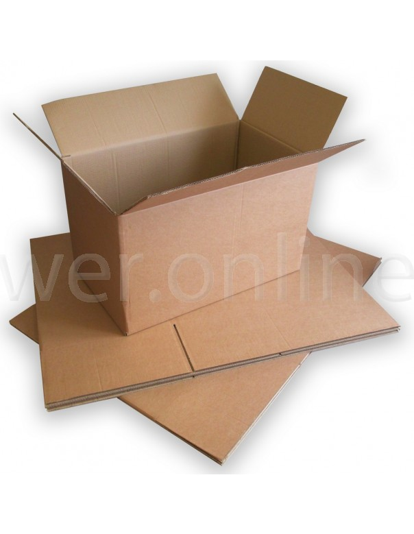 "31 x 23 x 26"" (787 x 587 x 664mm)  - Double Wall Cardboard Boxes"