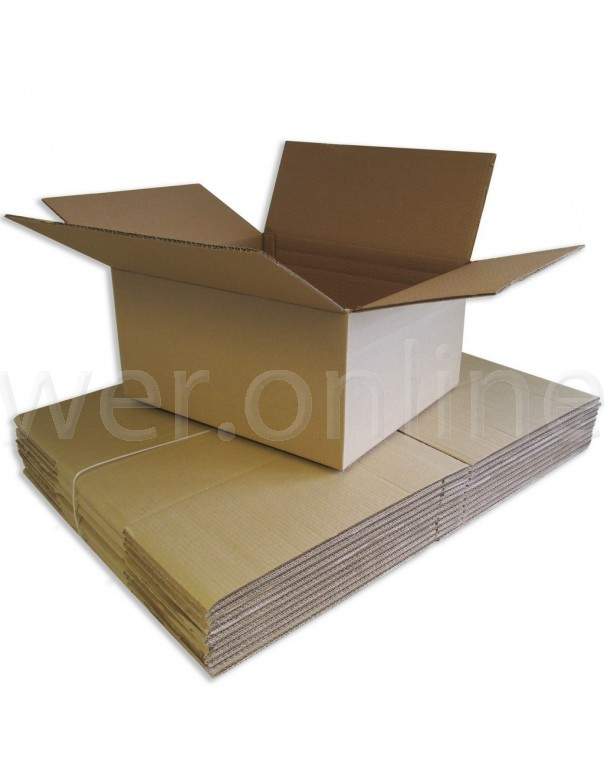 """18 x 15 x 8.5"""" (455 x 390 x 217mm) - Double Wall Boxes"""