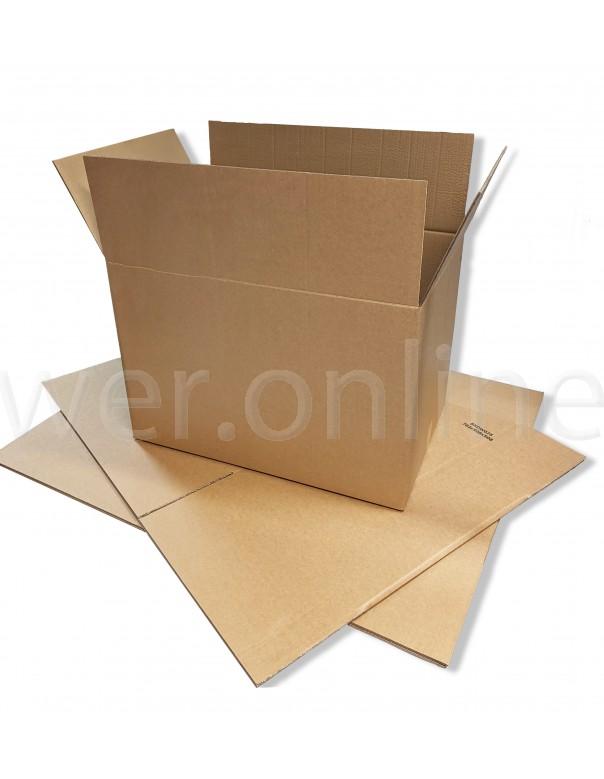 "30 x 20 x 20 "" (762 x 508 x 508mm) - Double Wall Cardboard Boxes"
