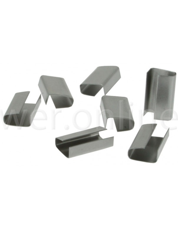 Strapping Galvanised Semi Open Seals
