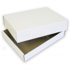 """13 x 10 x 3"""" (to 5"""") (330 x 250 x 70 (to 120mm))  - Telescopic Postal Boxes (2-part Base + Lid)"""