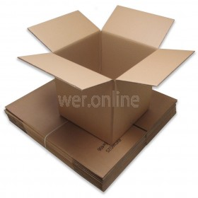 "10 x 10 x 10"" (254 x 254 x 254mm) - Double Wall Cardboard Boxes"