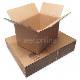 "18 x 12 x 10"" (457 x 305 x 254mm)  - Double Wall Cardboard Boxes"