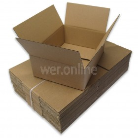 "12 x 9 x 4"" (305 x 229 x 102mm) - Single Wall Boxes"