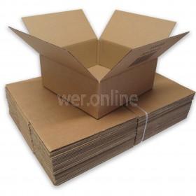 "12 x 12 x 5"" (305 x 305 x 121mm) - Single Wall Boxes"