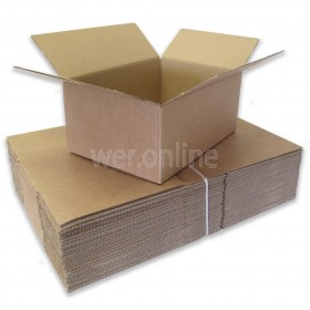 "13 x 9½ x 6"" (340 x 240 x 145mm) - Single Wall Boxes"