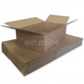 "24 x 18 x 10"" (610 x 457 x 254mm) - Single Wall Boxes"