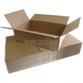 "18 x 13 x 9"" (452 x 334 x 218mm) - Single Wall Boxes"