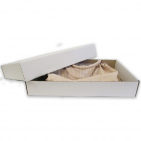 """19 x 12 x 3"""" (to 5"""") 480 x 310 x 80 (to 140mm)) - Telescopic Postal Boxes (2-part Base Lid)"""