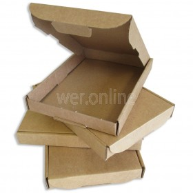 112 x 163 x 20mm - C6 Large Letter - Royal Mail Sized PIP Postal Boxes