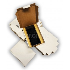 163 x 112 x 20mm - White C6 Large Letter - Royal Mail Sized PIP Postal Boxes