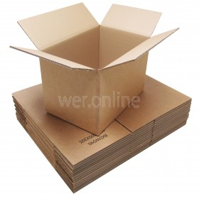 "18 x 12 x 12"" (457 x 305 x 305mm) - Double Wall Cardboard Boxes"