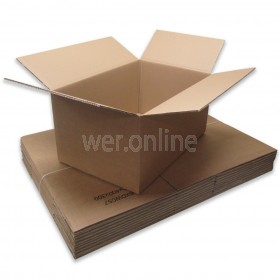 "24 x 16 x 12"" (600 x 400 x 300mm)  - Double Wall Cardboard Boxes"