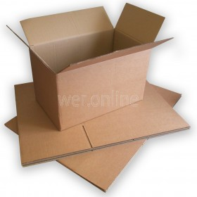"22 x 20 x 16"" (559 x 510 x 410mm) - Double Wall Cardboard Boxes"