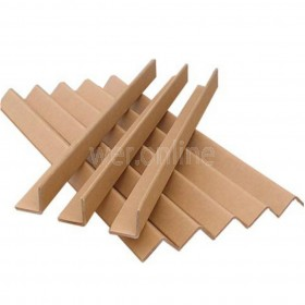 35mm x 35mm x 1000mm - (2mm Thick) - V-Board Edge Protector