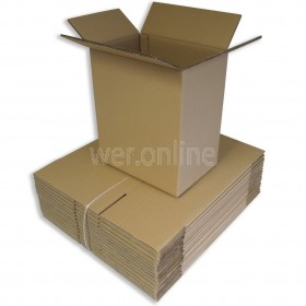 "10 x 10 x 16"" (258 x 255 x 402mm) - Double Wall Cardboard Boxes"
