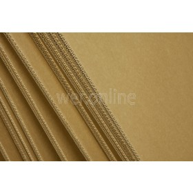 1190mm x 775mm (5mm Thick) - Doublewall Sheetboard