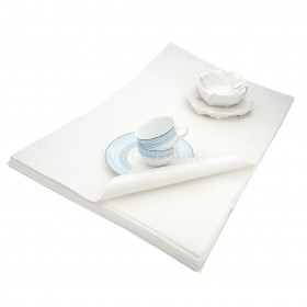 White MG Acid Free Tissue Paper - 500mm x 750mm Sheets (480/Pack)