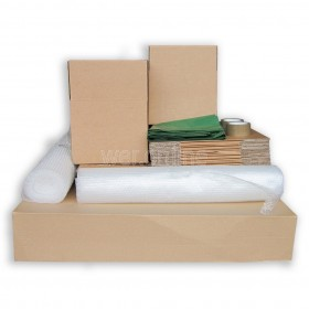 Economy Removal Pack  - Approx 40 cu.ft. - 1-2 Bedroom Move