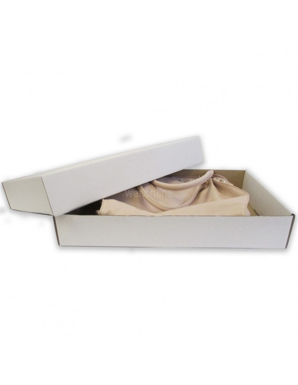 "19 x 12 x 3"" (to 5"") 480 x 310 x 80 (to 140mm)) - Telescopic Postal Boxes (2-part Base Lid)"