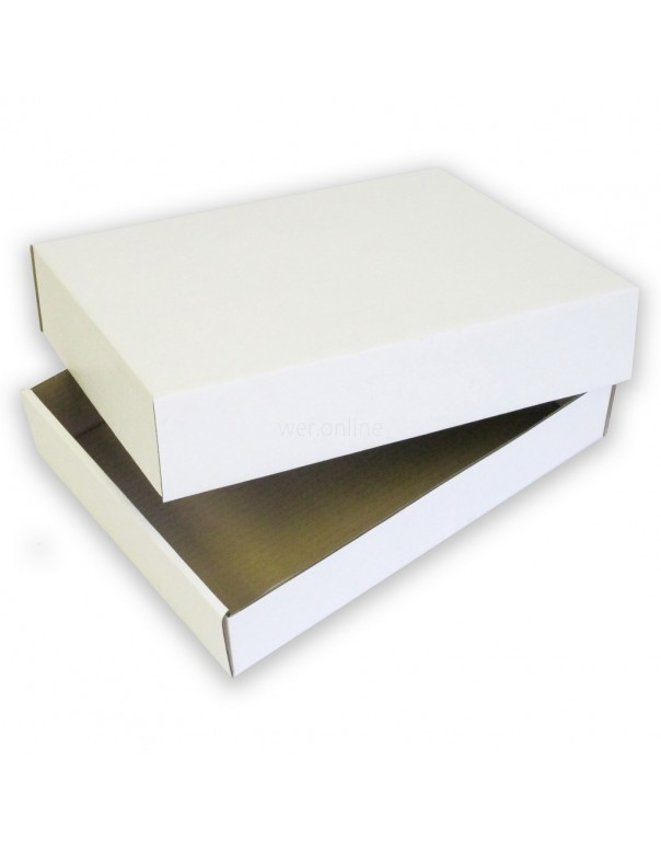 "13 x 10 x 3"" (to 5"") (330 x 250 x 70 (to 120mm))  - Telescopic Postal Boxes (2-part Base + Lid)"