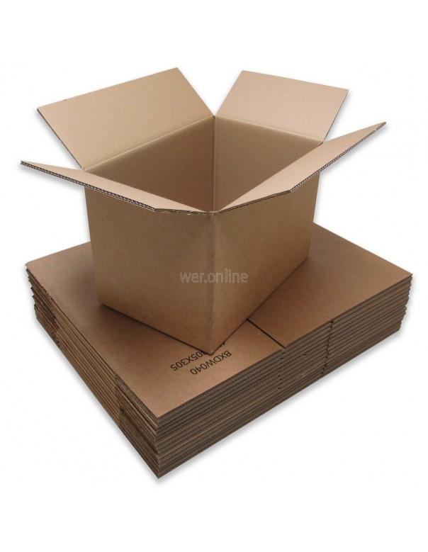 "18 x 12 x 12"" (457 x 305 x 305mm) - Double Wall Cardboard Boxes"
