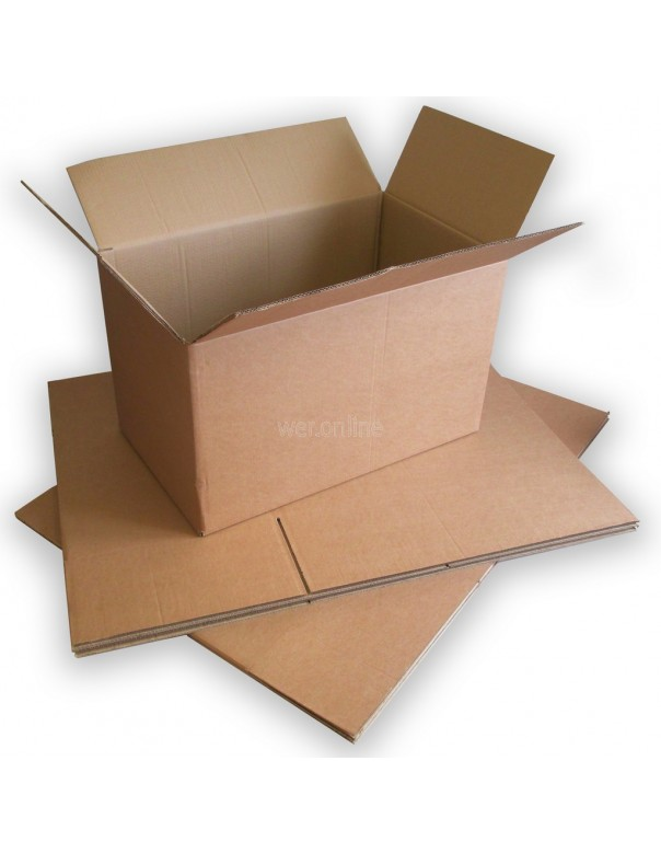 "30 x 18 x 18"" (762 x 457 x 457mm) - Double Wall Cardboard Boxes"